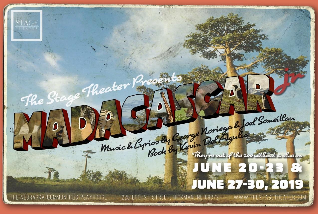 Madagascar Jr PRESS